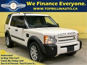 2008 Land Rover LR3 Fully Loaded, 2 YEARS WARRANTY