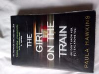 Girl on the train paperback