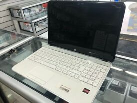 laptop HP new mint condition white new in stock