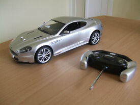 Aston Martin Remote Control Car