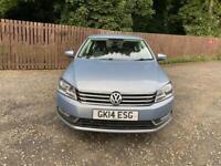 Volkswagen Passat 2014 1.6tdi Road tax 30