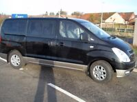 hyundai i800 , 8 seater. getting traded in at end of the month so grab a bargain now