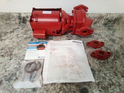 Armstrong Pumps Inc 174035mf-113 16 Hp 1800 Rpm 115v Hot Water Circulating Pump
