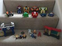 Transformers Rescuebots large bundle