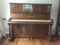 Old Squire Longson Piano for sale. Last tuned in 2014.