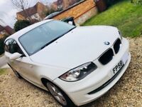 BMW 1 Series for sale with full tank of petrol £3300 ONO