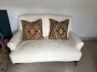 Charming two seater sofa