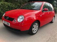 Volkswagen Lupo 1.4 Cheap small car