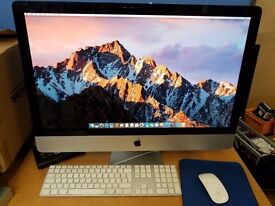 "Apple iMac 27"" core i5 16gb ram Massive 2TB Hdd Mid 2011"