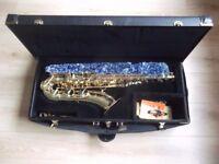Selmer Super Action 80 Series II Tenor Saxophone