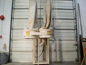 Canwood 2 Bag Dust Collector