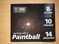 10 Paintball tickets