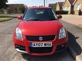 Suzuki Swift 1.6 Sport Hatchback 3 door - 1 lady owner from new