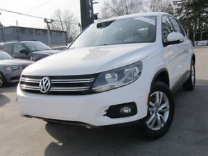2014 Volkswagen Tiguan TSI~ONE OWNER~59KMS~MANUAL~LOW KMS !!!