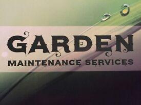 Garden services in Edinburgh