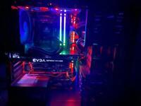 Gaming PC - Intel i5-7600k / EVGA GTX 1080 / Corsair 16GB RGB RAM
