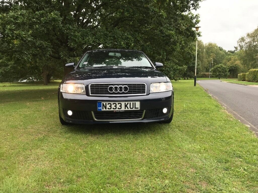 Audi A4 (B6) 1 8T S Line !REDUCED TO SELL! GREATCONDITION FSH Projector  Lights Touchscreen Bluetooth | in Hatfield, Hertfordshire | Gumtree