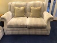 Two Parker Knoll 2 seater sofas