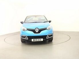 RENAULT CAPTUR DYNAMIQUE S MEDIANAV ENERGY DCI S/S (unlisted) 2015
