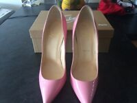 Christian louboutin oh so Kate size 41 but narrow at toe.
