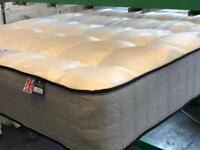 Firm back care orthopaedic mattress