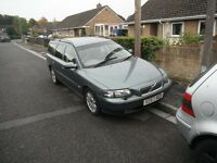Volvo V70 2.4 Automatic Estate,2001,jan mot,taxed sep,comp s/hist last 11 yrs,mot jan,every extra