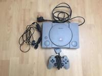 PlayStation 1 + Controller