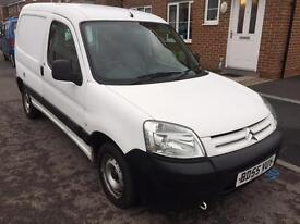 ***P/X TO CLEAR*** 2005 CITROEN BERLINGO 600 LX VAN 1.9 DIESEL LONG MOT***