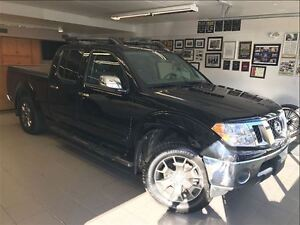 2015 Nissan Frontier SL 1 OWNER LOCAL TRADE!!