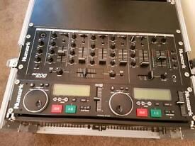 dj equipment / gear ..updated contact info... dj mixer cdj cd player equalizer flight caee