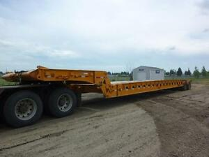 1998 ARROW 16 WHEEL SCISSOR NECK LOWBOY AT www.knullent.com