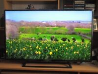 sony1080P full hd 42 tv with freeview