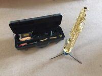 Stagg Brand Soprano Saxophone