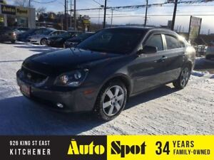 2007 Kia Magentis SX/FULLY LOADED/PRICED FOR A QUICK SALE !