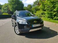 CHEVROLET CAPTIVA(7 SEATER),,2,0 DIESEL,,LOW MILEAGE,,FSH