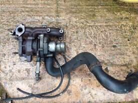 PD Diesel Turbo Polo Fabia 1.4 1.9 TDi BNV BMS Turbocharger