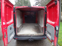 VAUXHALL VIVARO EURO4 2900 CDTI LWB VAN NOT MERCEDES VITO VW TRANSPORTER FORD TRANSIT RENAULT TRAFIC