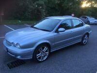 Jaguar x type diesel 2006