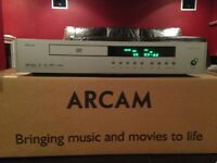 Arcam DV137 DVD/SACD/CD Player