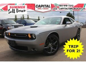 2017 Dodge Challenger SXT PLUS NAV HEATED LEATHER SUNROOF 20 WHE