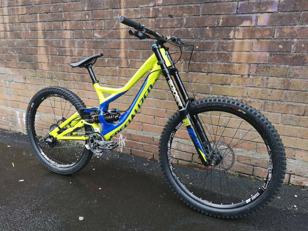 78fd99d26bb Specialized Demo 8 2015 DH bike Large 27.5 Full Suspension | in ...