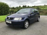 For Sale March 2000 VW POLO 1.0e 5 Door