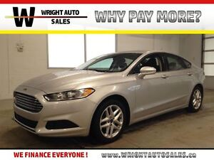 2014 Ford Fusion SE| ECOBOOST| SYNC| BACKUP CAM| 49,142KMS