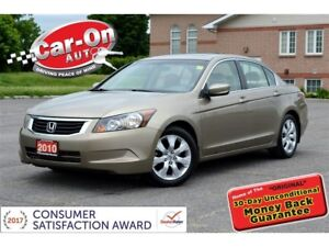 2010 Honda Accord EX SUNROOF CRUISE FULL PWR GRP ONLY 77,000 KM
