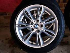 BMW Alloy wheels 17""