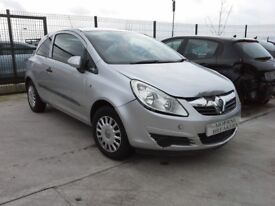 **For breaking** Vauxhall Corsa 1.2 petrol (2008).