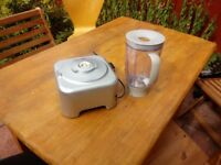 FREE blender and jug
