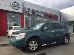 2008 Chevrolet Equinox 2008 Equinox LT AWD. LOCAL 1 TAX UNIT!