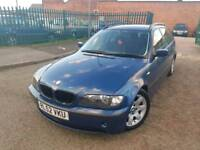 BMW 320d Estate 2.0ltr DIESEL *** MOTED - HPI CLEAR - DELIVERY AVAILABLE ***