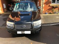 2007 Subara Forester XT 2.5 Turbo SG5 For Sale